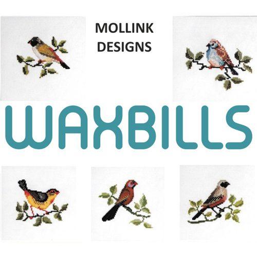 Waxbills