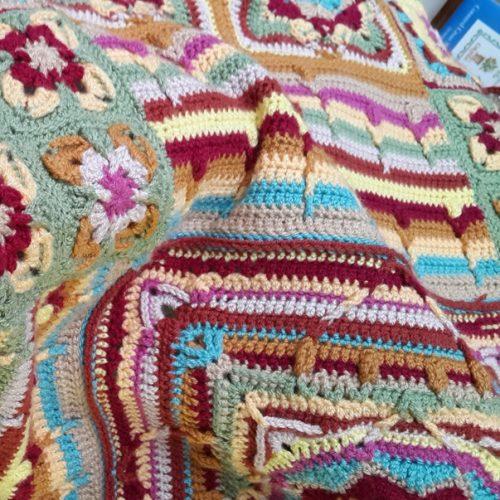 Demelza blanket in Special DK