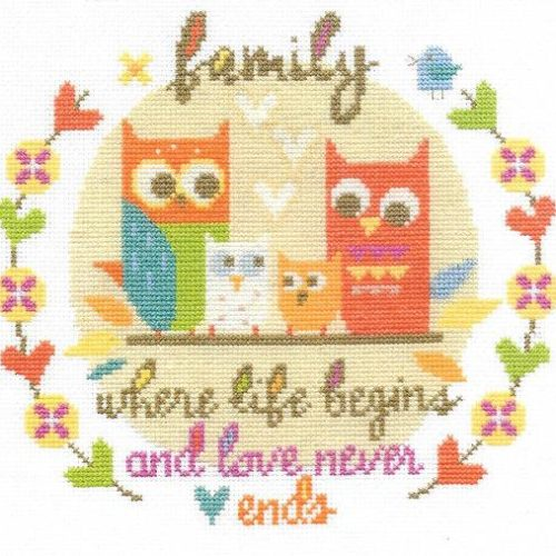 All Cross Stitch Kits