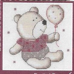 Teddydou - Playing Balloon mini